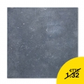 Dalle Asian Blue poncé 20x20x2 pal=18m2