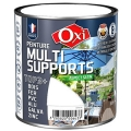 Peinture multi-supports blanc satin 2,5l
