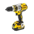 Perceuse visseuse à percussion Dewalt 18V 4Ah