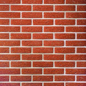 Brique rouge nervur e sabl 65x220x220 mm cambrai for Brique prix